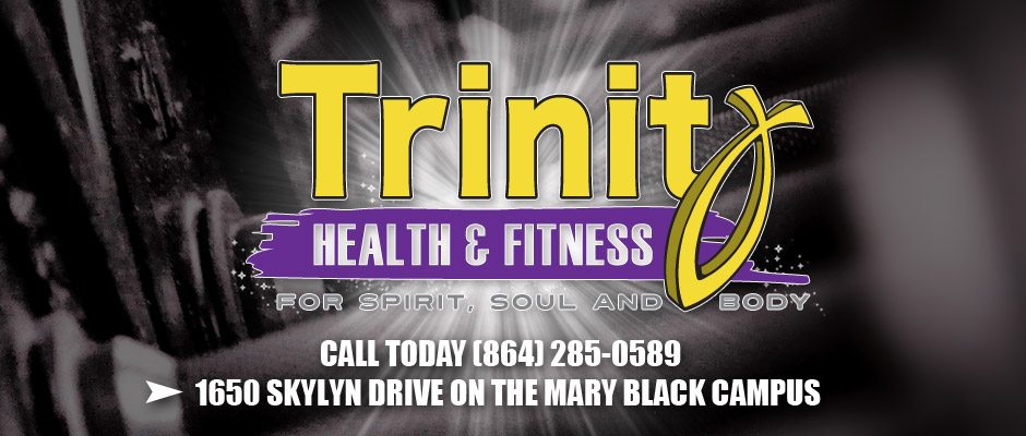Trinity Health and Fitness on the Mary Black Campus, Spartanburg SC