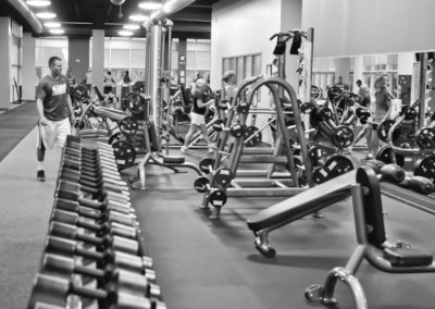 Spartanburg SC Gym_-8